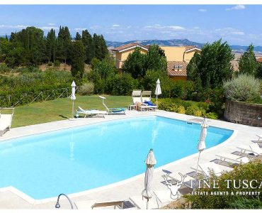 Apartment for sale in Orciatico, Lajatico, Tuscany