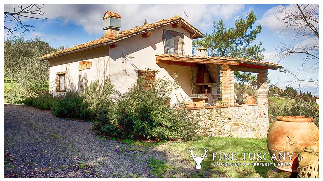 Stone Farmhouse with guest houses for sale in Tuscany Italy 20 ...