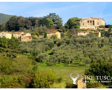 Castle for sale in Buti, Tuscany