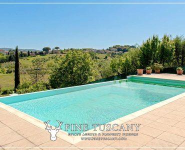 Condo Apartment with shared pool for sale in Ripoli, Casciana Terme Lari, Pisa, Tuscany, Italy